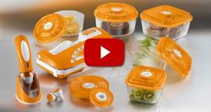 Verpakkingssystemen Vacuummachine video Vacsy