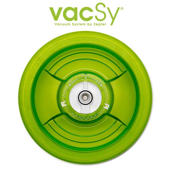 Vacsy Lexi deksel – 20 cm diameter vacuum deksel