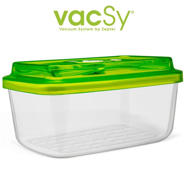 Vacsy bewaardoos 1 5 liter