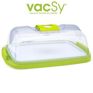 Vacsy kaasstolp | cake bewaardoos – 30 cm x 22 cm 5 2 liter