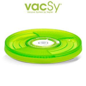 Vacsy universeel deksel – 8 tot 16 cm diameter
