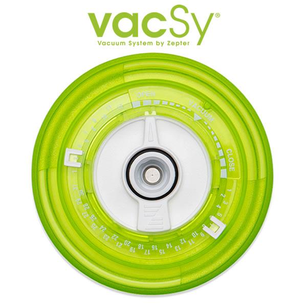 Vacsy universeel deksel - 4 tot 8 diameter