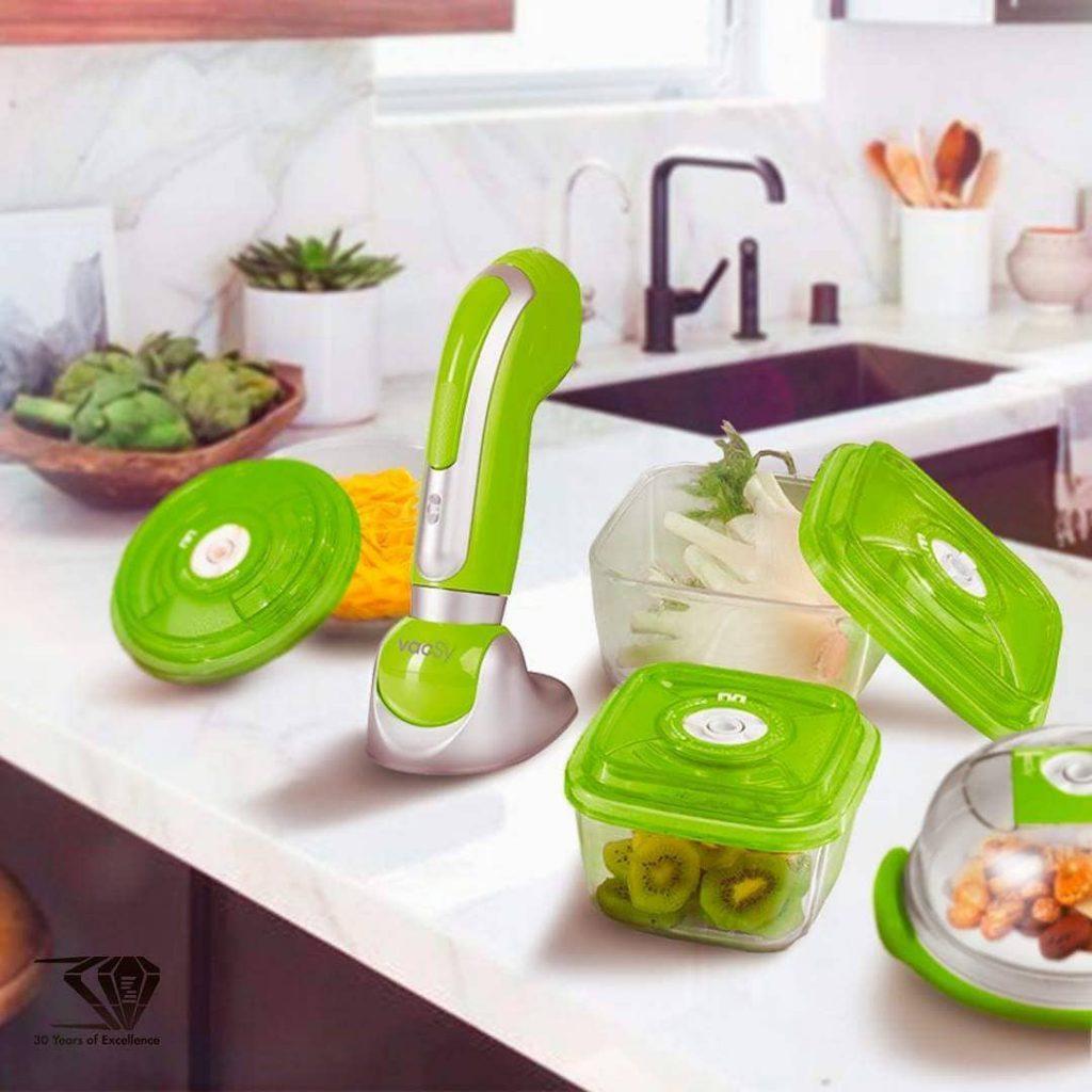 Vacuumverpakkingsmachine voor voedsel