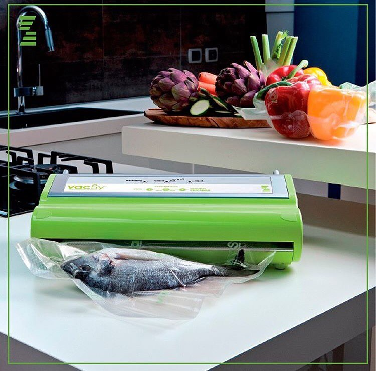 de vacsy vacuummachine